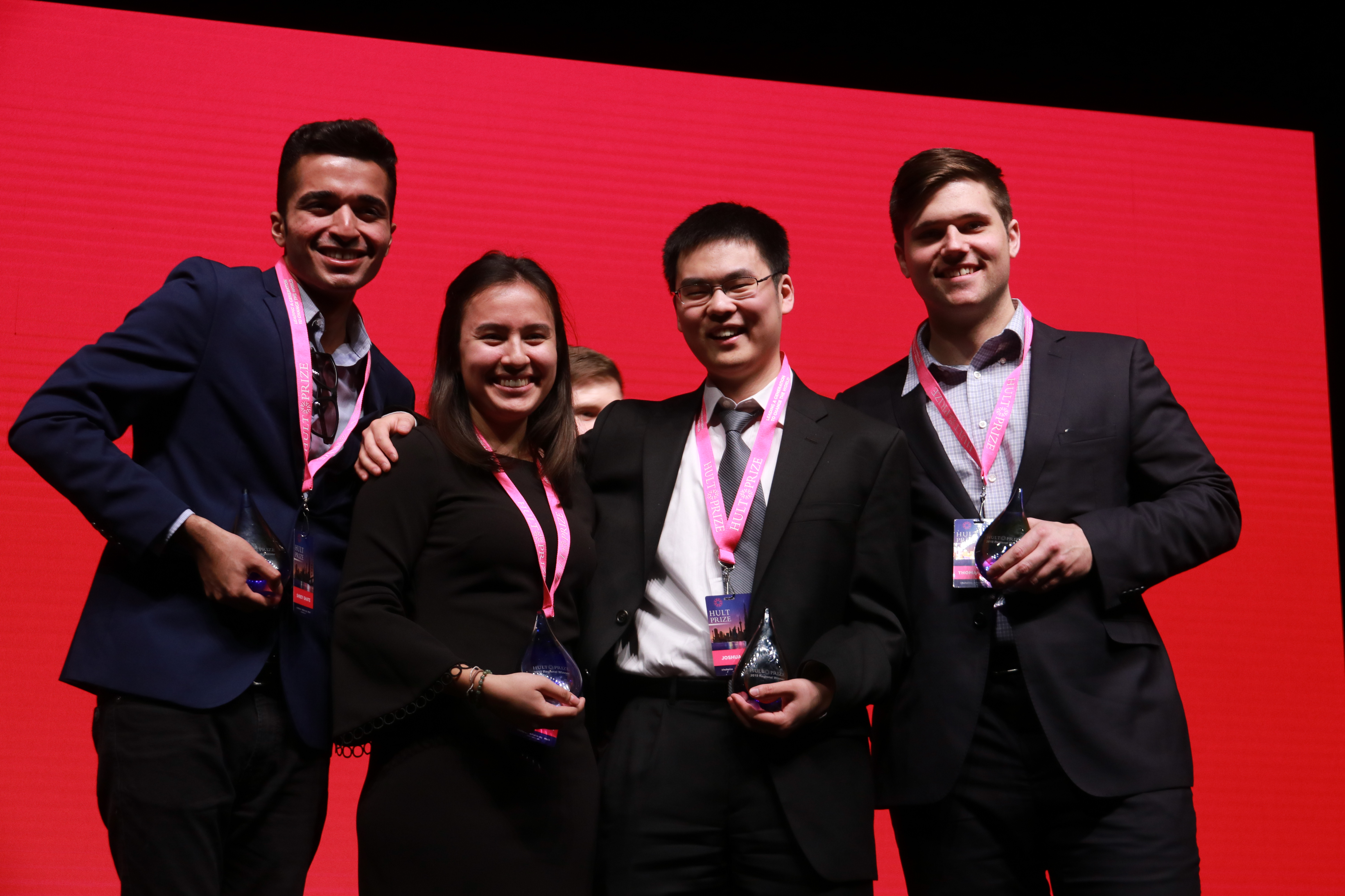 Rutgers Students Shine in Hult Prize Competition | Rutgers