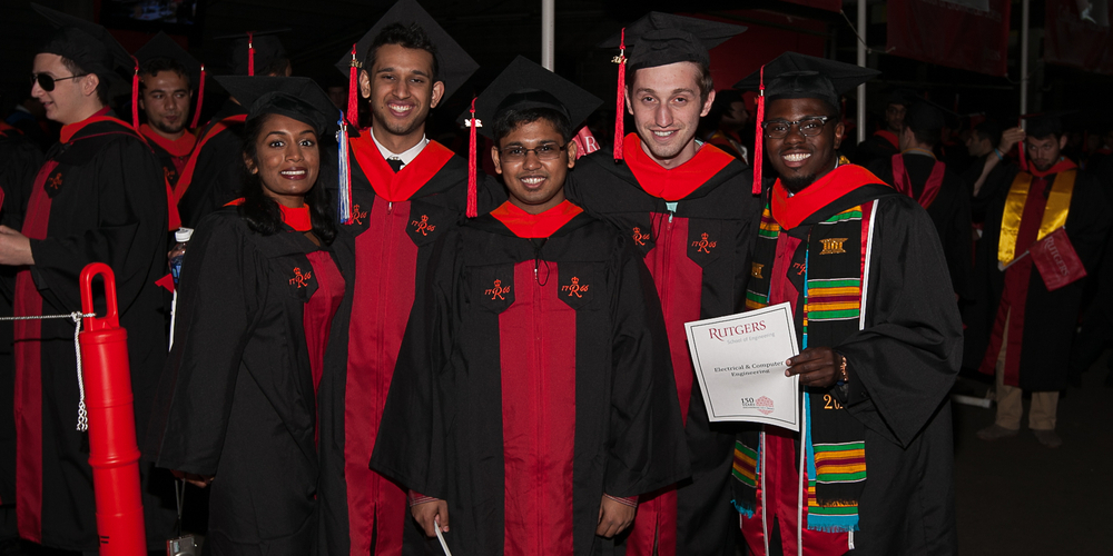 Regalia | Rutgers University School of Engineering