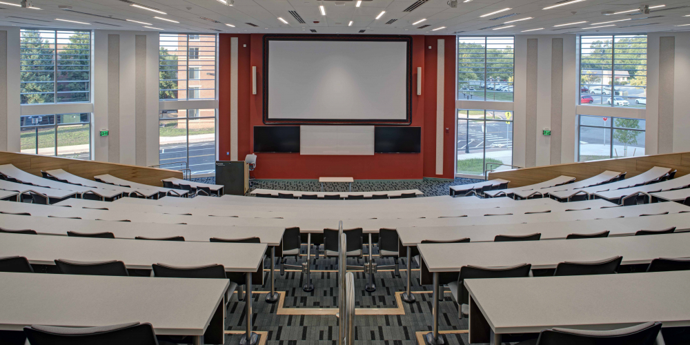Salvin Lecture Hall