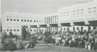 1960s Engineering Building Dedication