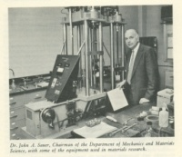 Mechanics and Materials Engineering Dept,1970